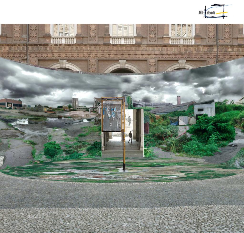 Fig 1 Arte alle Corti palCarignano