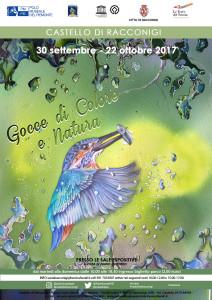 29 settembre 2017 - mostra gocce