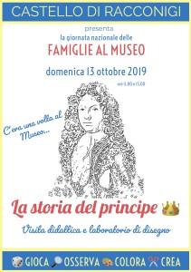 Famu 2019_locandina Racconigi