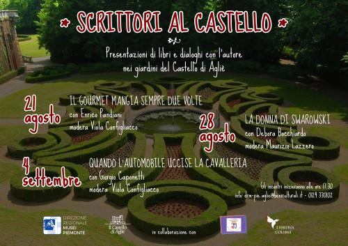 Scrittori al Castello